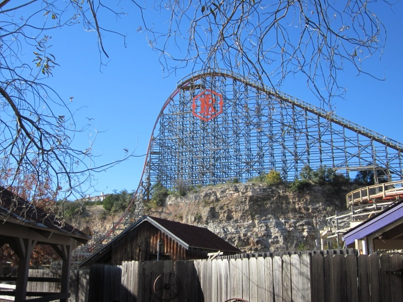 Theme Park Review Photo Tr Arby S Southwest Adventure
