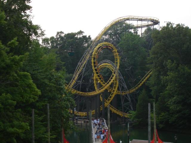 Tr Of Busch Gardens Europe Theme Park Review