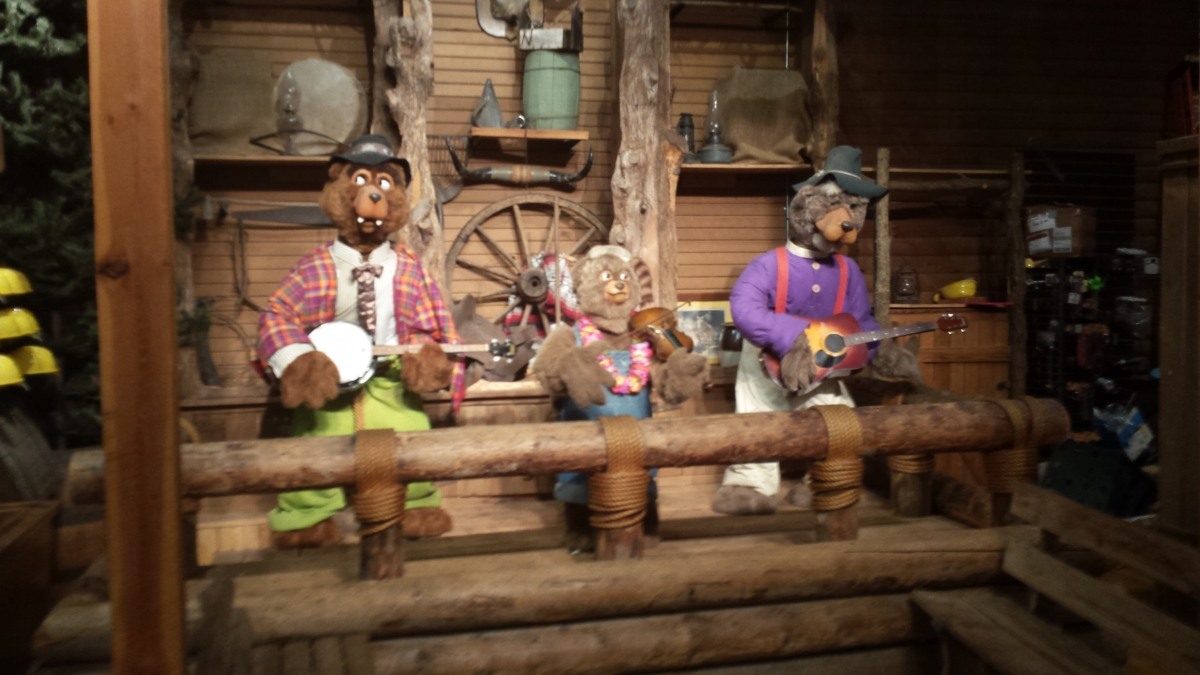 The Parks of Arkansas and Oklahoma - Theme Park Review