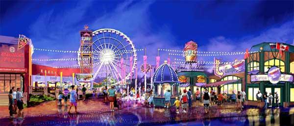 Clifton Hill Niagara Falls On Theme Park Review