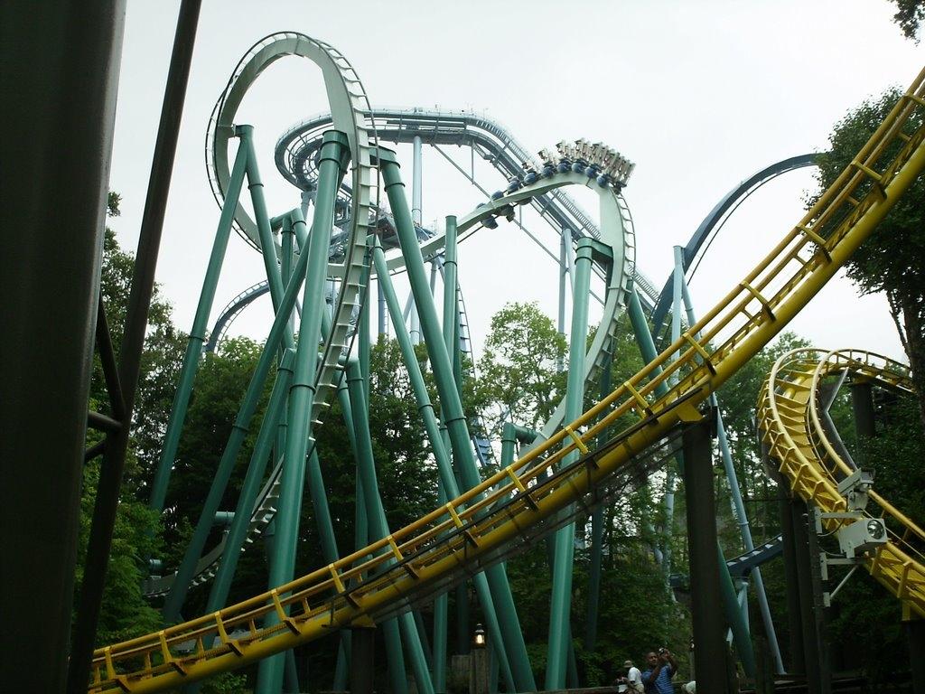 Theme Park Review Busch Gardens Williamsburg Bgw Bge Discussion Thread Page 731