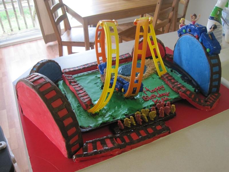 Birthday Cakes Chicago Loop