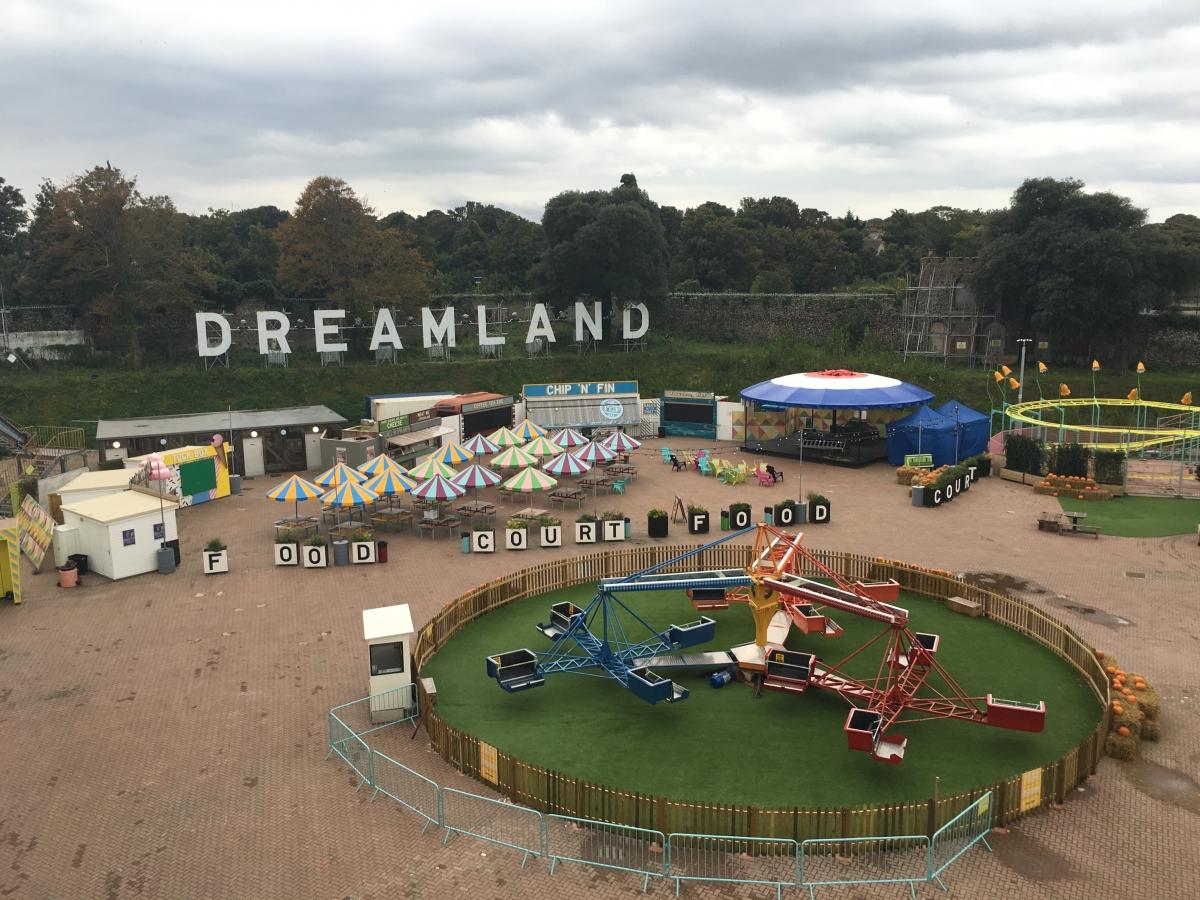 Photo TR: Dreamland Scenic Railway/Screamland Launch - Theme Park Review