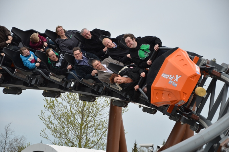 Hanno 39 s picture of the day page 11 theme park review for Ice pilots spiegel tv