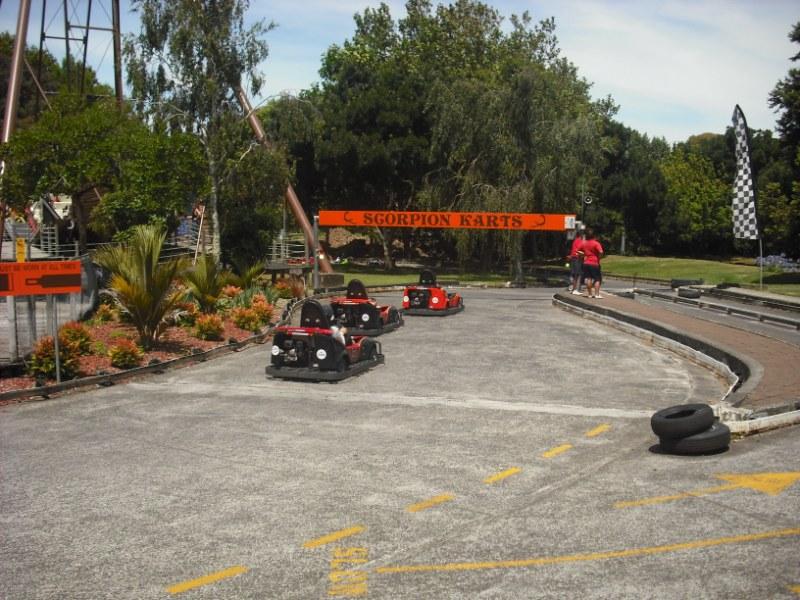 Race Car Rides Christchurch