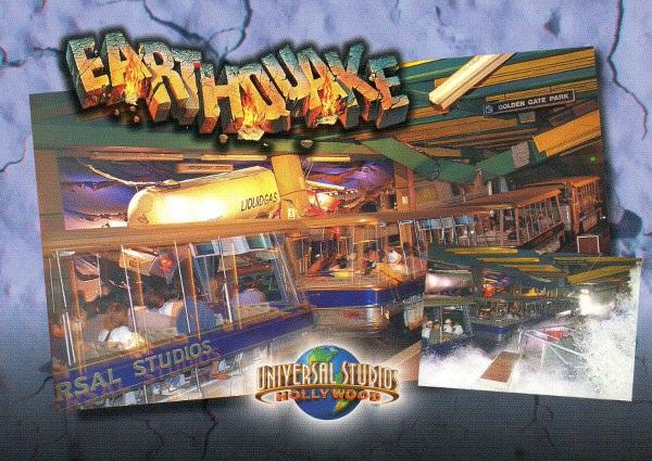 universal studios hollywood marks postcard paradise