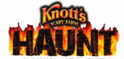 TPR Day at Knott's Haunt!