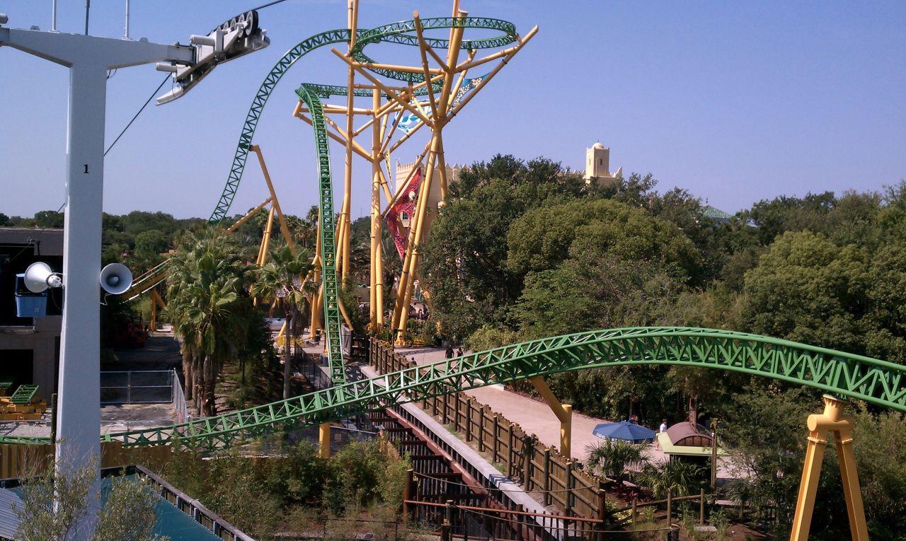 Theme Park Review • BGT Trip Report + Quick Queue Review