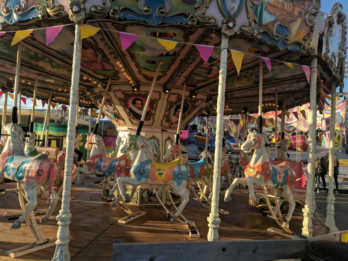 Theme Park Review • Photo TR: Canobie Coaster\'s 2017 Foreign ...