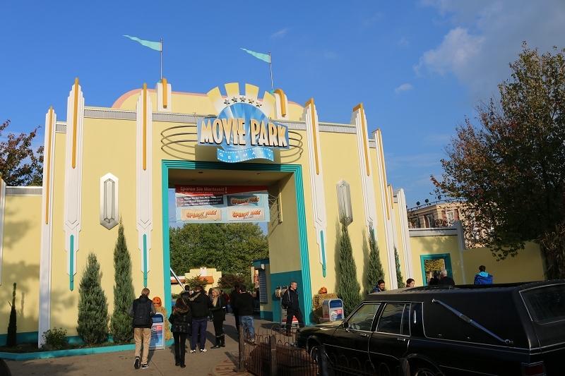halloween movie park