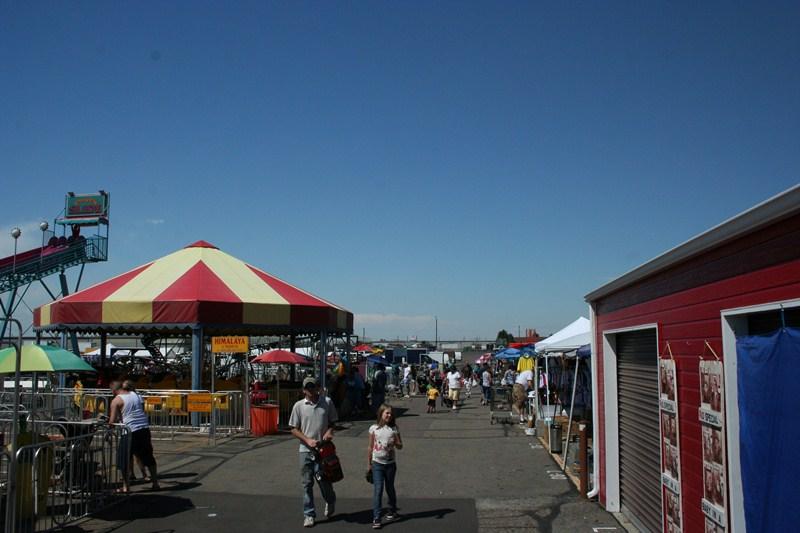 Denver Flea Market City Park