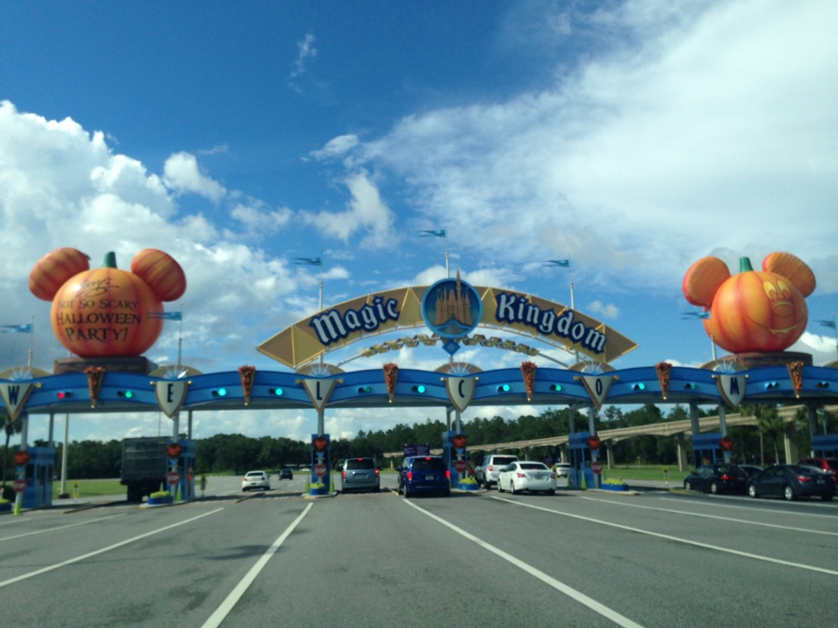 Trip Report: Mickey's Not-So-Scary Halloween Party 2014 - Theme ...