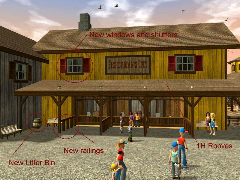 Theme Park Review • RCT3 Scenery Packs - Page 8
