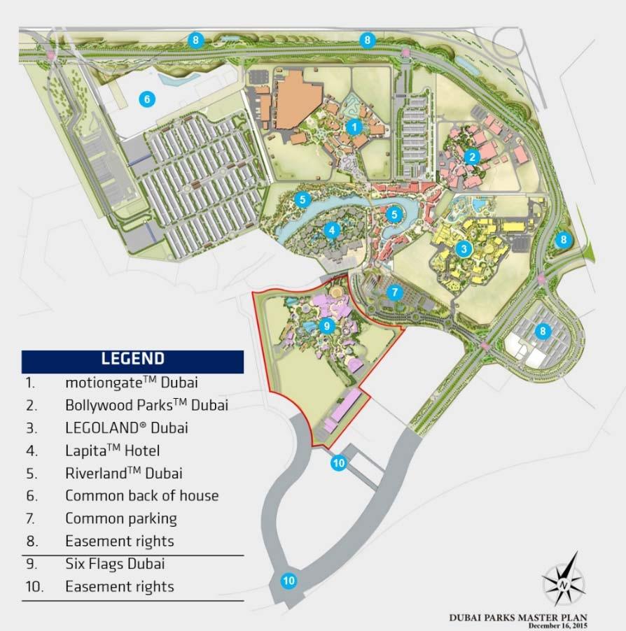 Theme Park Review Dubai Parks Amp Resorts Discussion