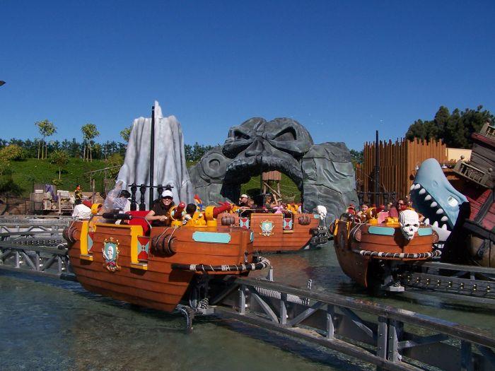 Legoland California - Splash Battle