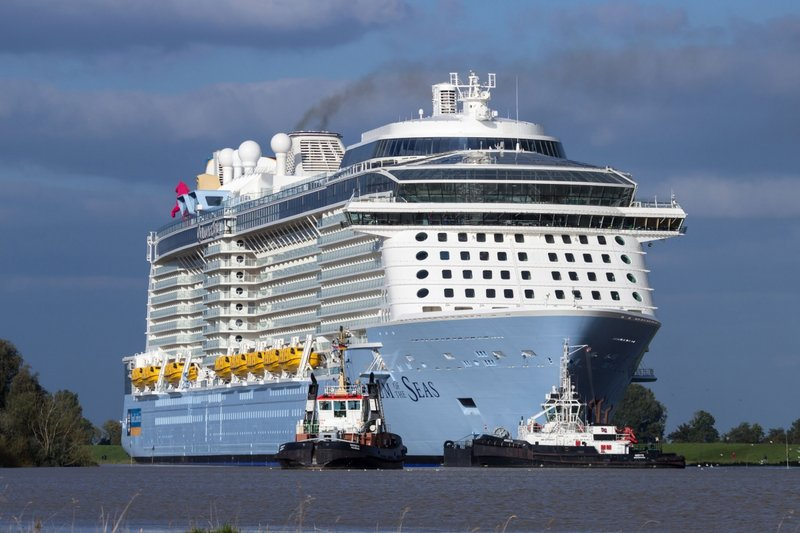 The Cruise Ship And Cruise Line Discussion Thread  Page