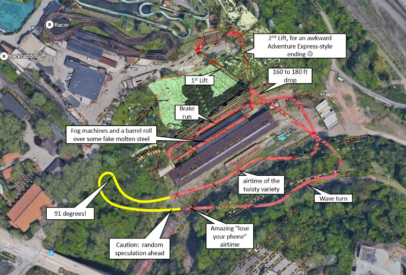 Kennywood (KW) Discussion Thread - Page 226 - Theme Park Review
