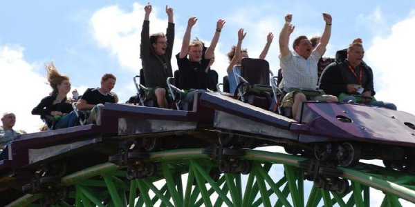 Theme Park Review Photo Update! Walibi World in Holland with Theme Park Review!