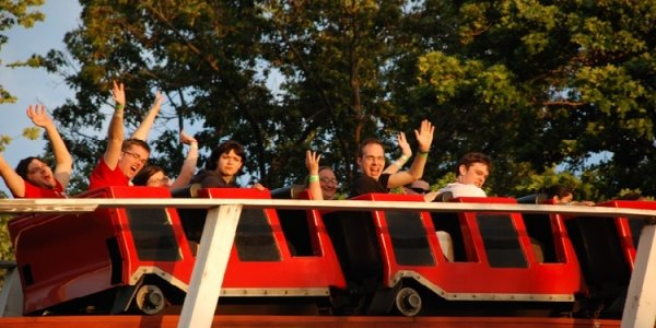 Theme Park Review Photo Update!  Seabreeze!