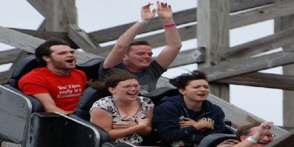 Theme Park Review Photo Update!  Darien Lake!
