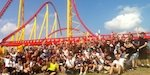 East Coast Bash at King's Dominion!!