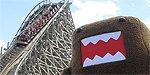 It's Domokun Day at Valleyfair!