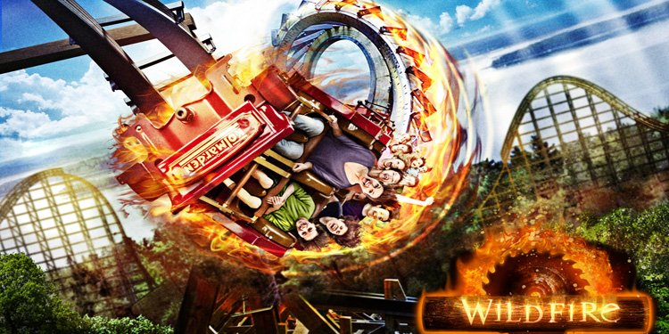 Kolmarden Announces Wildfire - RMC Wooden Roller Coaster