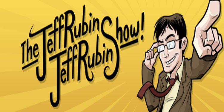 Robb Alvey on the Jeff Rubin Show!