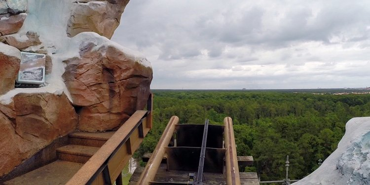 Interesting Expedition Everest Video!