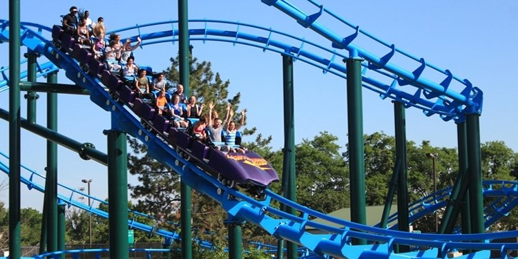 Great Report from  Kentucky Kingdom!