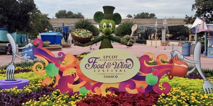 Epcot Food & Wine 2014!