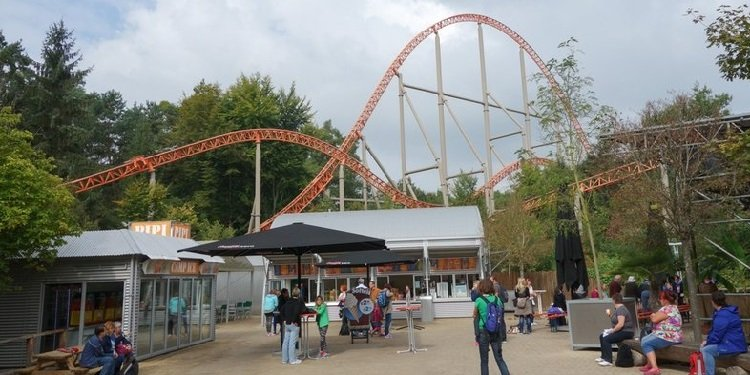 Report from Holiday Park, Germany!
