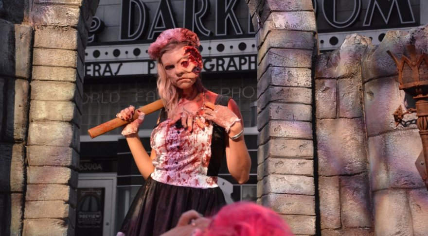 Face Off Characters at HHN 24!
