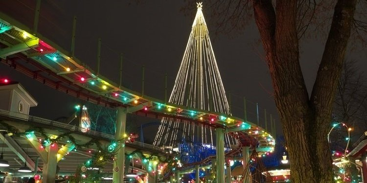 Christmas at Liseberg!