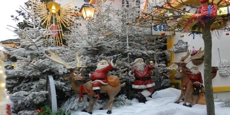Europa Park's Magical Winter Dreams!