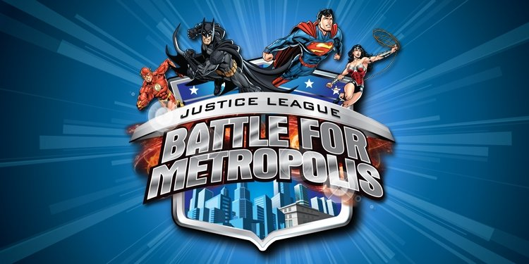 Justice League: Battle for Metropolis Update!