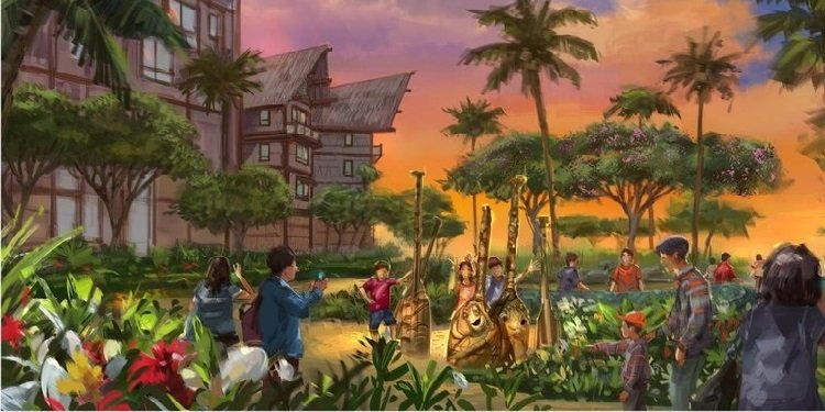New Resort Coming to Hong Kong Disneyland!