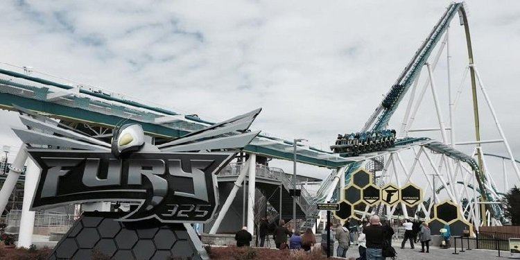 Full Fury 325 Media Day Report!