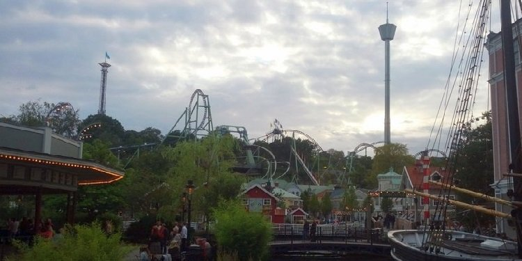 Trip Report from Liseberg!