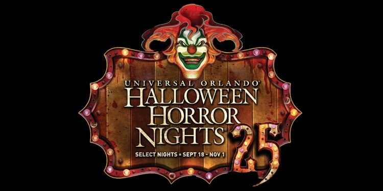 Opening Night at Halloween Horror Nights 25!