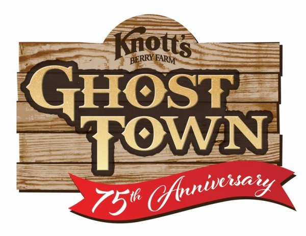 Knott's Berry Farm's 75th Anniversary!