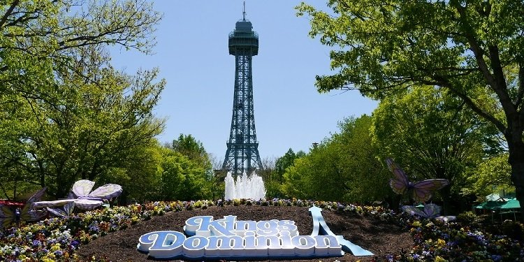 Springtime at Kings Dominion!
