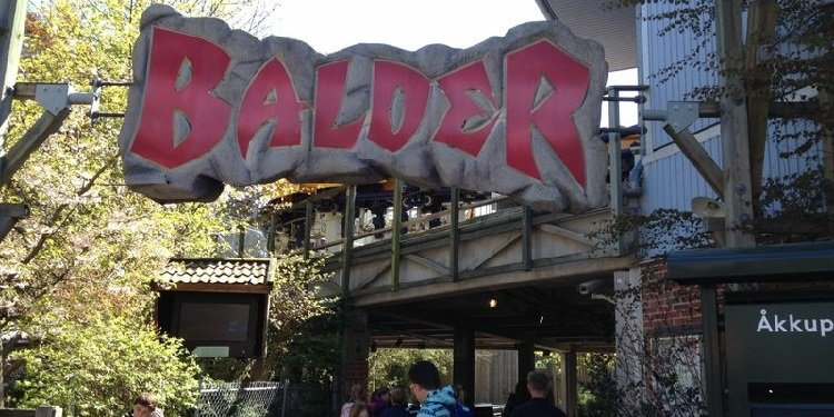Trip Report from Liseberg, Sweden!