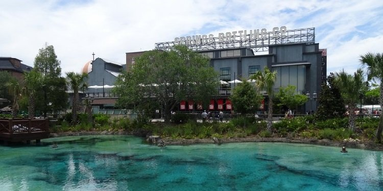An Up-Close Look at Disney Springs!