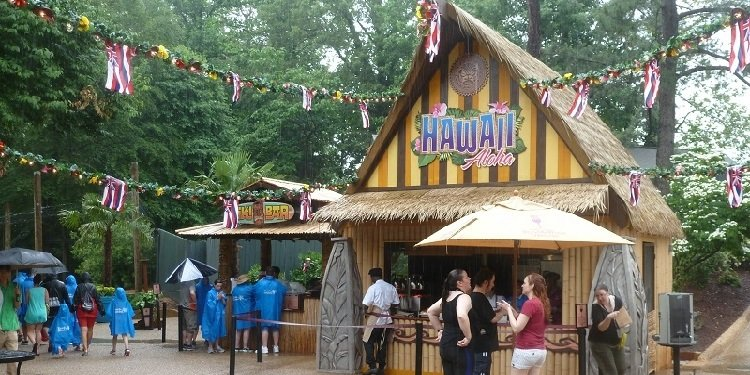 Food & Wine at Busch Gardens Williamsburg!