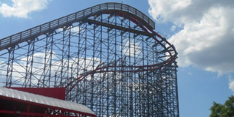 Kentucky Kingdom Trip Report!