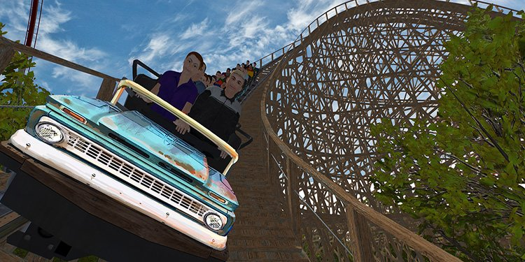 Mystic Timbers Announced!