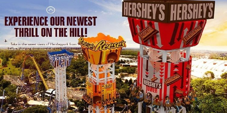 Hershey Triple Tower Coming for 2017!