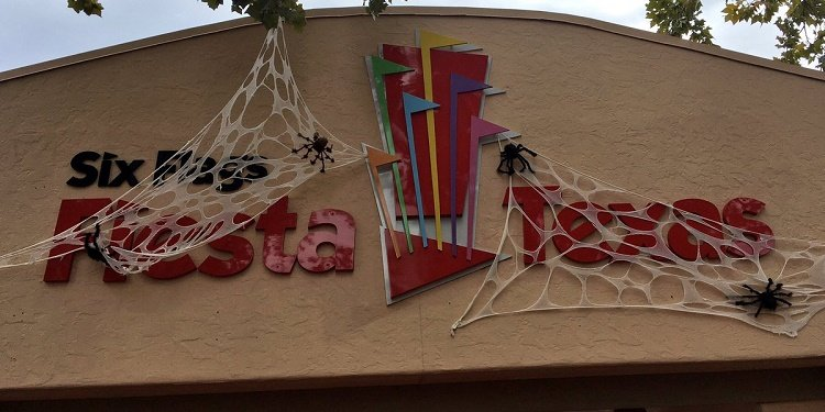 Fright Fest at Six Flags Fiesta Texas!