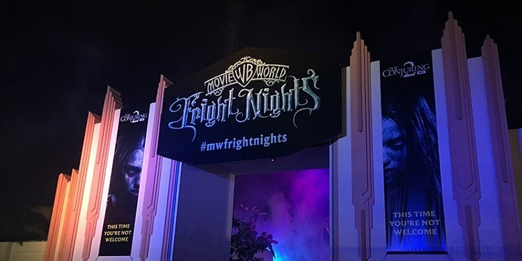 Fright Nights at Warner Bros. Movie World!